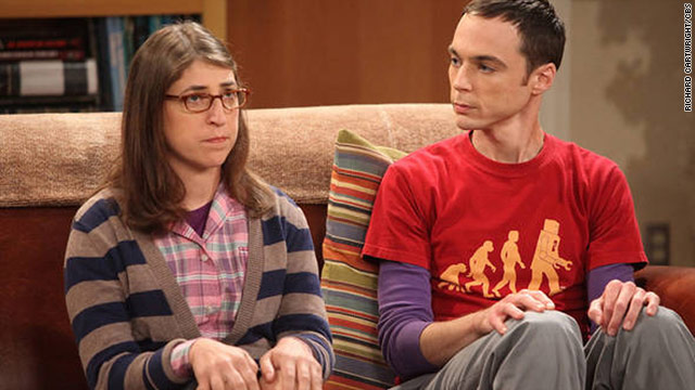 'Big Bang Theory' actress Mayim Bialik a real-life scientist