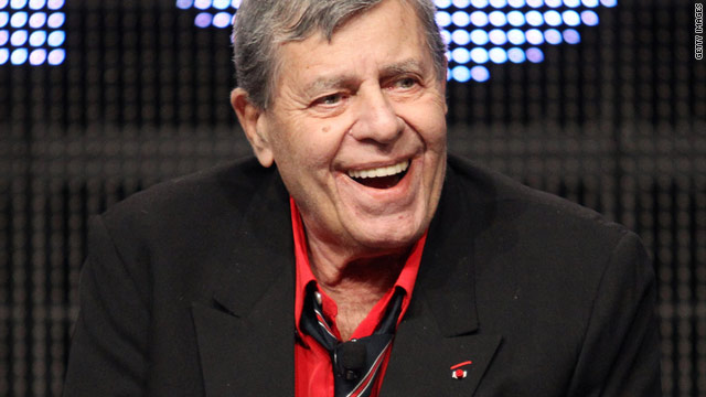 Comedian Jerry Lewis is no longer serving as the Muscular Dystrophy Association's chairman, the organization announced.