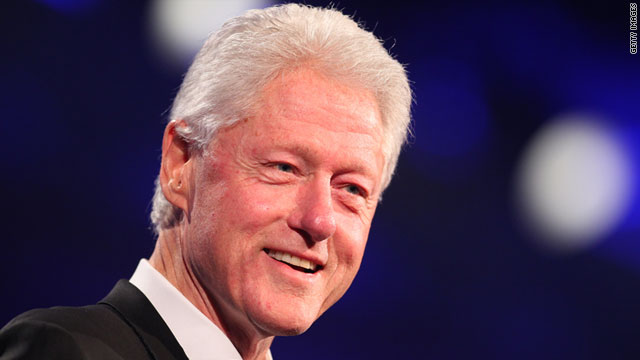 Bill Clinton's vegan diet revamp