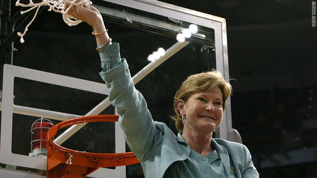 Pat Summitt, 59, announced recently that she has early onset dementia.
