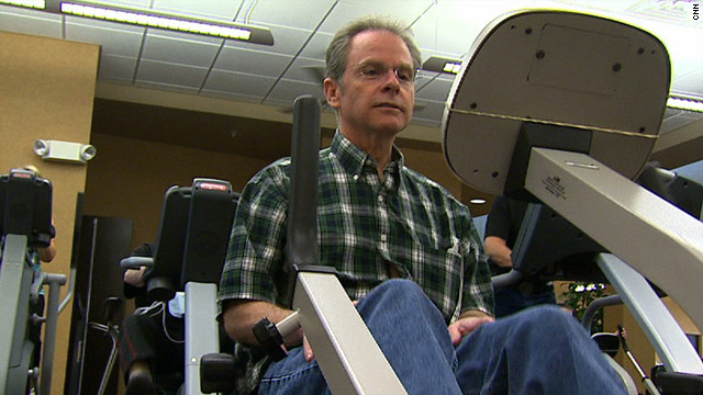 Tom Bare, 54, was thin, active and ate well, but still needed open-heart surgery this spring to bypass blocked coronary arteries.