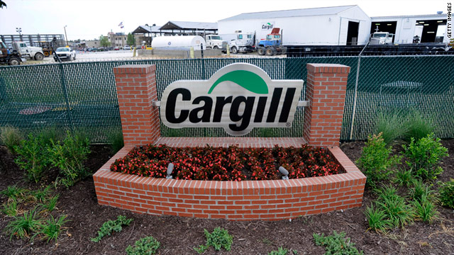 Cargill announced a voluntary recall of 185,000 pounds of ground turkey produced at its facility in Springdale, Arkansas.