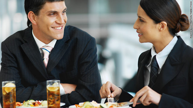 In order to network effectively, schedule at least three to five one-on-one meetings per week.
