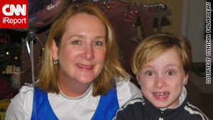 Cynthia Falardeau fought for her son, Wyatt, to be placed in a general education class at his public school.