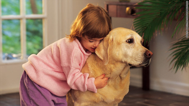 Be honest about whether your dog is good with children. If not, you should find her a new home.