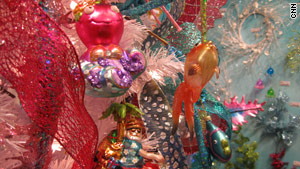 North Star by Premier shows off whimsical ornaments with an undersea theme.