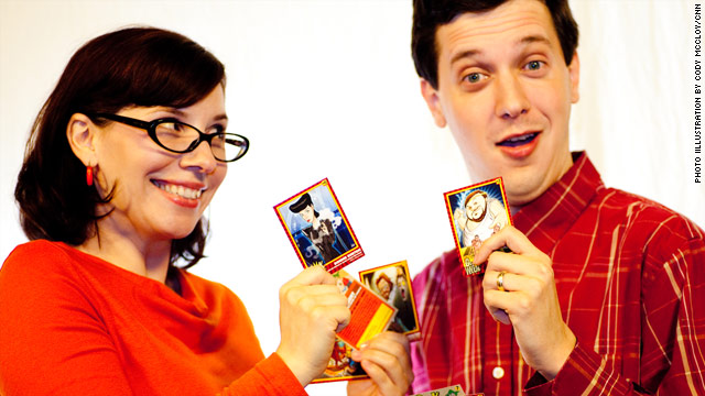 "Nerds can collect and trade their favorite geek heroes thanks to ""Geek a Week."""