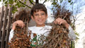 The 13-year-old tree ambassador