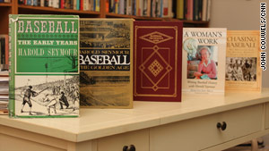 Mills has written more than 20 books, including the three baseball books she co-authored with her first husband.