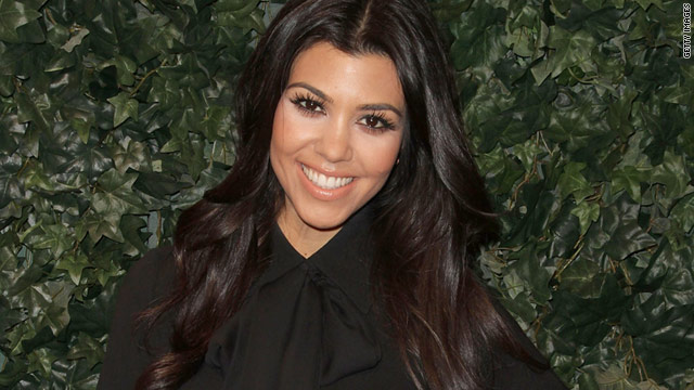 Kourtney Kardashian said she believes motherhood is all about instinct.