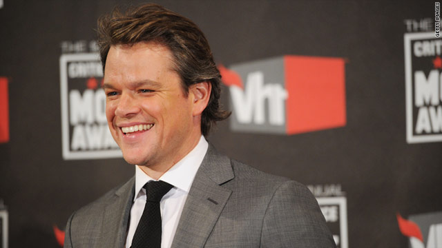 Matt Damon is one of the more famous Harvard dropouts.