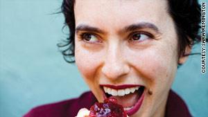 Rachel Saunders turns her passion for fruit into seasonal jams.