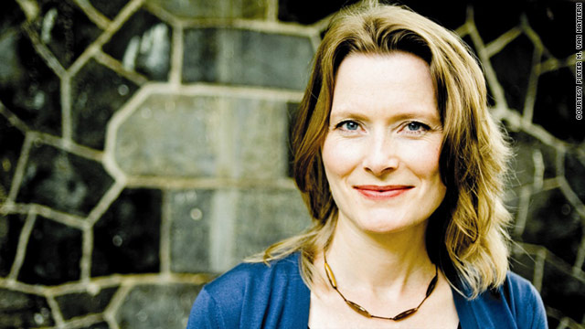 Author Jennifer Egan says she is driven by a love of writing.
