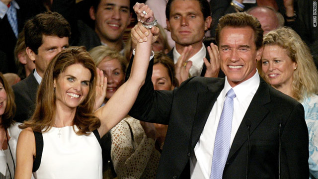 Maria Shriver and Arnold Schwarznegger are mulling a permanent split after four kids and 25 years of marriage.