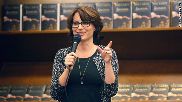 Best-selling author Meg Cabot of &quot;The Princess Diaries&quot; fame returns with a retelling of the Persephone myth in &quot;Abandon.&quot;