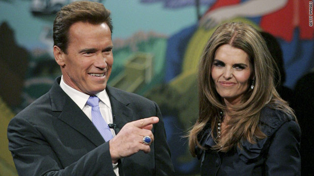 Arnold Schwarznegger and Maria Shriver separated after 25 years.
