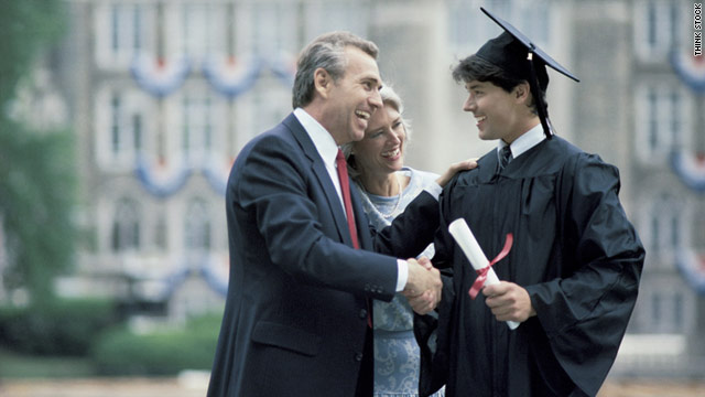 Think before you talk to college graduates and ask about their post-college plans.