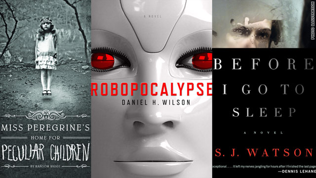 Authors Riggs, Wilson and Watson have released escapist novels just in time for the summer.