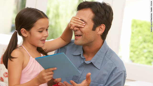 Father's Day cards written from the heart are more meaningful than store-bought messages.