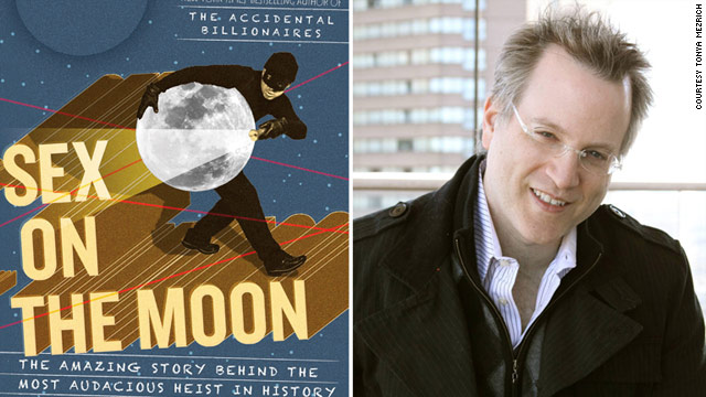 """Sex on the Moon"" chronicles NASA trainee Thad Roberts, who stole 17 pounds of moon rocks from Johnson Space Center."