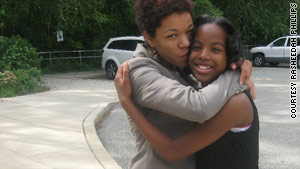 "Rasheedah Phillips says she got a degree to give her daughter Iyonna ""all the opportunities she deserves."""