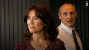 Mary McDonnell, who played President Roslin on 'Battlestar,' will appear at Dragon*Con in September.