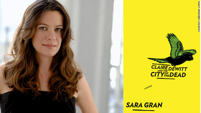 "Author Sara Gran's character Claire DeWitt has been described as a ""cool blend of Nancy Drew and Sid Vicious."""