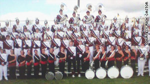 Marching bands across the country are raising money to replace Joplin High's band equipment.