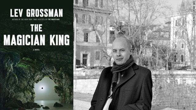 "Lev Grossman's ""The Magician King"" is the Harry Potter for grown-ups."