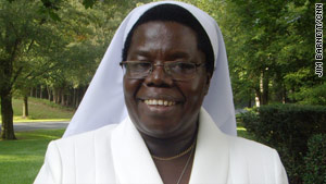 Sister Rosemary Nyirumbe started her school eight years ago. She was recognized as a CNN Hero in 2007.