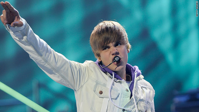 "Johnston says Justin Bieber stands out because adults are ""more able to warm to him than they were to his predecessors."""
