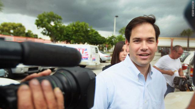 Opinión: ¿Puede Marco Rubio ayudar a los republicanos con el voto latino en 2012?