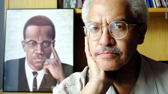 Engage: The late Manning Marable wins Pulitzer for Malcolm X biography