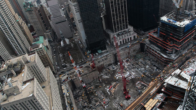 Ground zero in New York is a solemn reminder of the 9/11 attacks, but terrorism had struck at Americans before then.