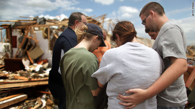 Identifying the Dead in Joplin: Join the Live Chat