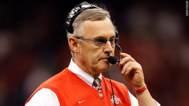 The resignation of Jim Tressel as OSU's head football coach is a reminder of another painful time in the school's history.