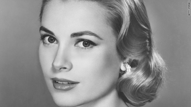 Actress Grace Kelly, circa 1955.