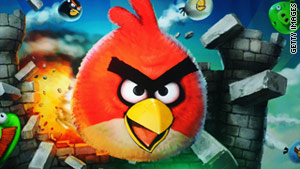 "Angry Birds ""has a loyal following that most brands would kill for,"" says Kuss"