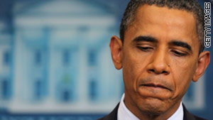 Obama's 5 Big Mistakes - CNN - LessonPaths
