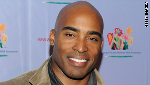 Tiki Barber would like to return the National Football League four years after he retired.