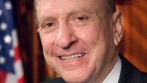 Former Sen. Arlen Specter