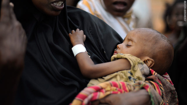 Somalia famine 'crime against humanity'?