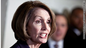 Nancy Pelosi vowed to defend Democratic turf, even after the Republicans take control of the House this week.