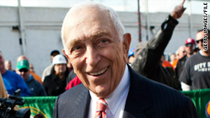 Sen. Frank Lautenberg's proposal would require senators to speak on the Senate floor if they want to filibuster.