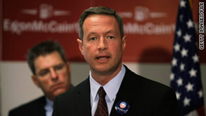 Democratic Gov. Martin O'Malley has said that he would sign a same-sex marriage bill into law.