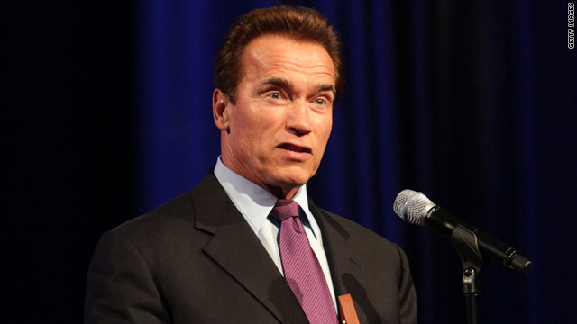 Becoming California's governor was a pricey venture for Arnold Schwarzenegger.