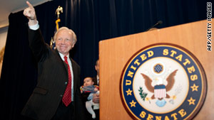 Sen. Joe Lieberman says he thinks he would have been re-elected, although it would have been  a tough campaign.