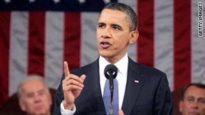 In his State of the Union address, President Obama suggested getting rid of tax breaks for the oil industry.