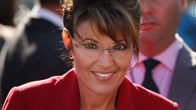Comedian Tracy Morgan says he finds Sarah Palin, above, sexually attractive.
