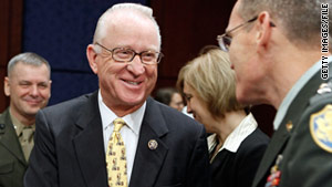 "U.S. Rep. Howard ""Buck"" McKeon has warned his country may consider withholding funding to Pakistan."